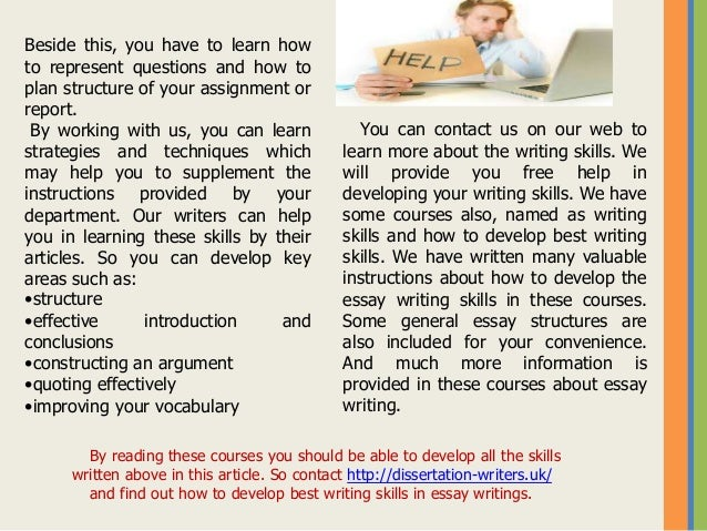 Dissertation writing services unethical