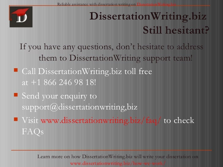 most trusted dissertation writing services Dissertation writing services are you searching for dissertation writing services why not try the oldest & most trusted dissertation writing help in uk.
