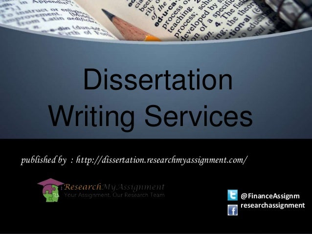 Dissertation proposal service justification