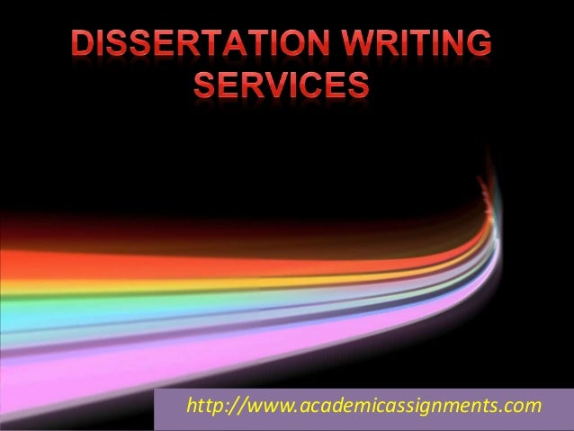 Dissertation services uk australia