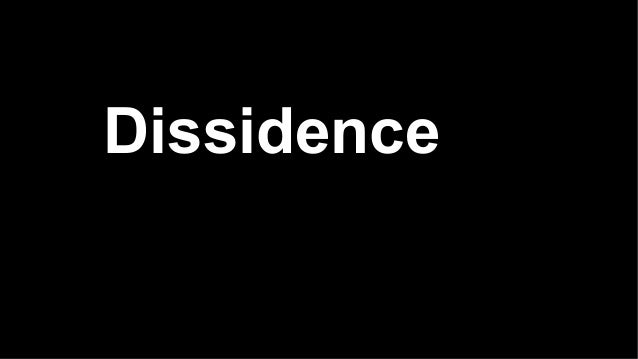 Dissidence