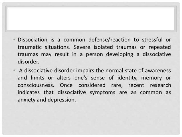 ed32052922cf INTRODUCTION  4. • Dissociation ...