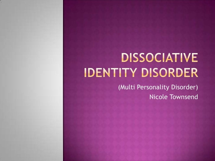dating dissociative identity disorder Explore carmillus byrd's board dissociative identity disorder (did)/multiple dissociative identity disorder identity disorder ptsd mental illness dating.