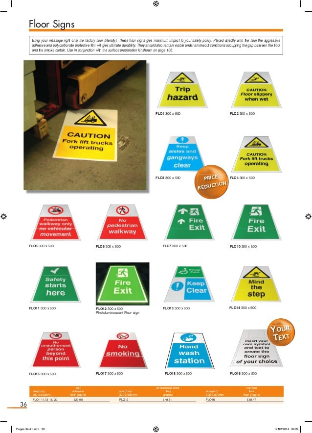 HI VIS CLOTHING MUST BE WORN SAFETY STICKER RIGID MA324 INDOOR OUTDOOR SIGN