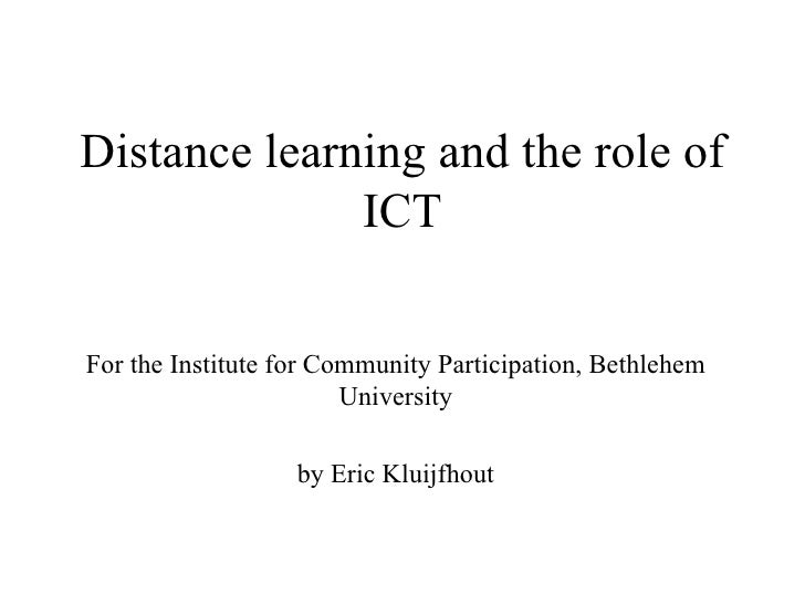 the role of assesment in higher Assessing learning in online education: the role of technology in improving student outcomes  yet while online education and assessment in higher education.