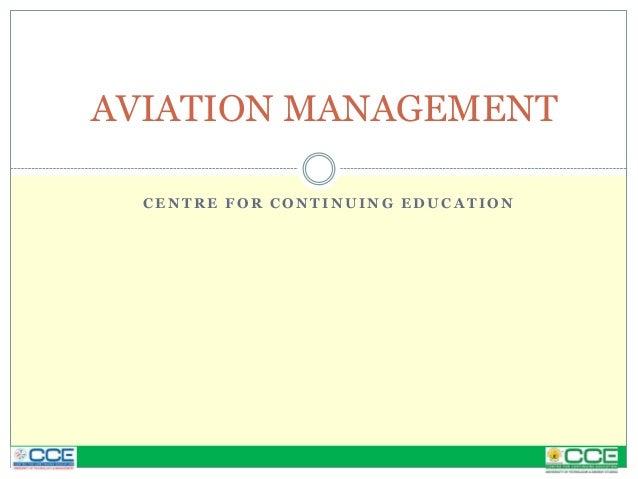 Distance mba (aviation management)