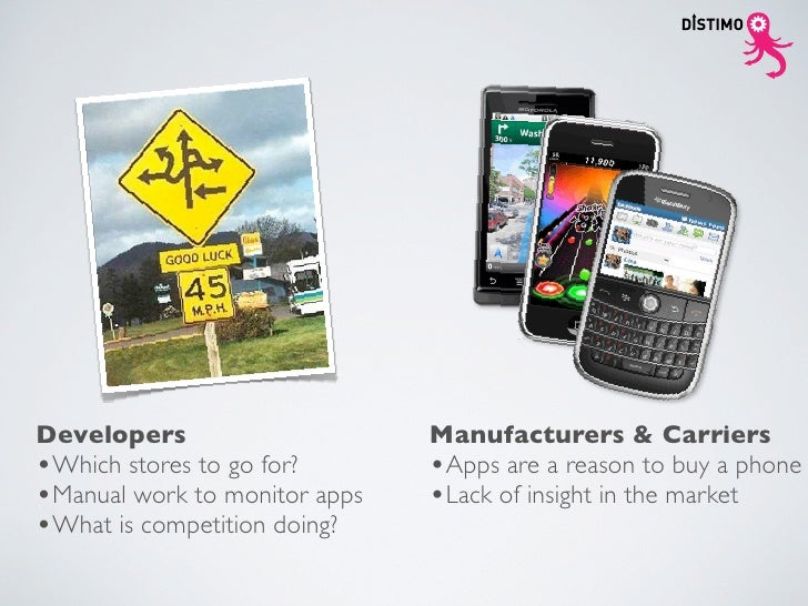 Distimo Mobile 2.0 Europe Presentation Slide 3