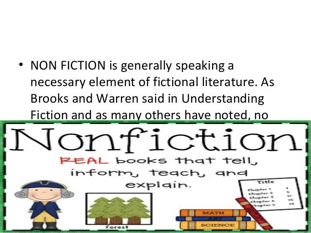fiction and story All fiction is based on conflict and this conflict is presented in a structured format  called  the use of hints or clues to suggest what will happen later in the story.