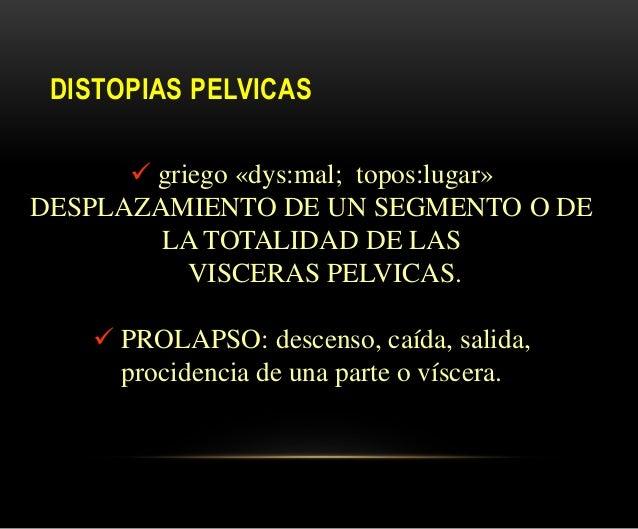 Distopias genitales  Slide 2