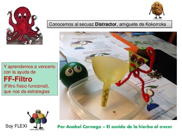 Conocemos al secuaz Distractor, amiguete de Kokorroka  Y aprendemos a vencerlo con la ayuda de FF-Filtro (Filtro físico fu...