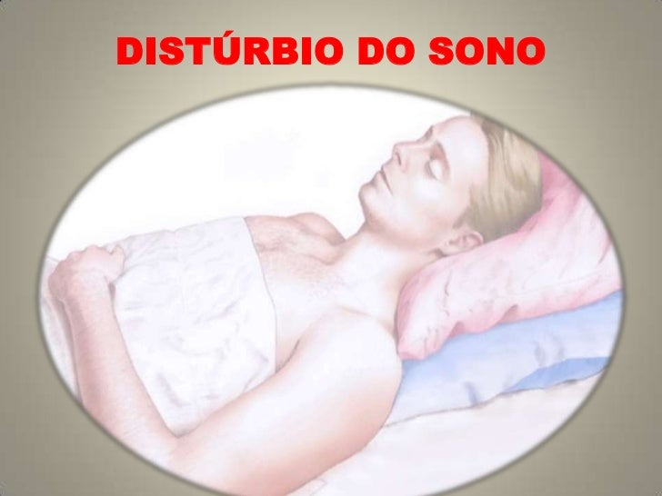 DISTÚRBIO DO SONO<br />BBB<br />