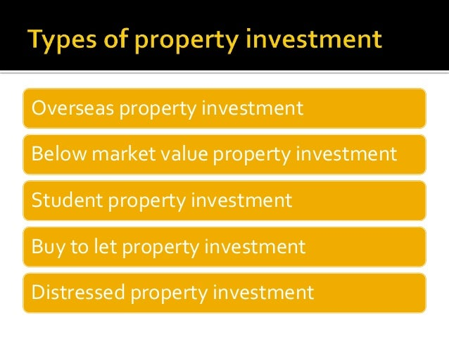 Distressed housing and property  an overview Slide 3