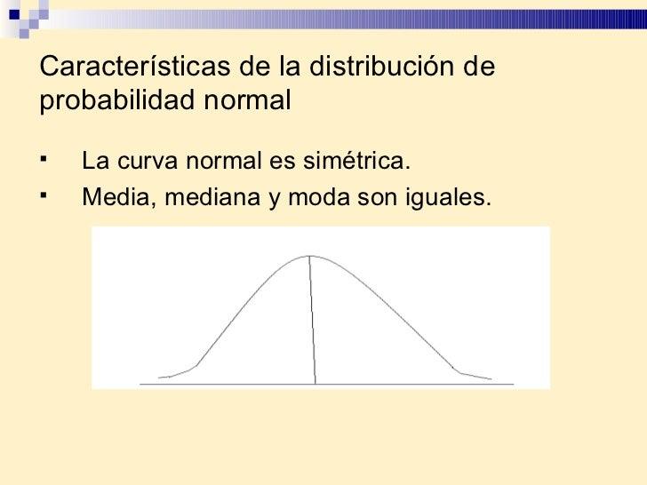 distribuci u00f3n de probabilidad normal