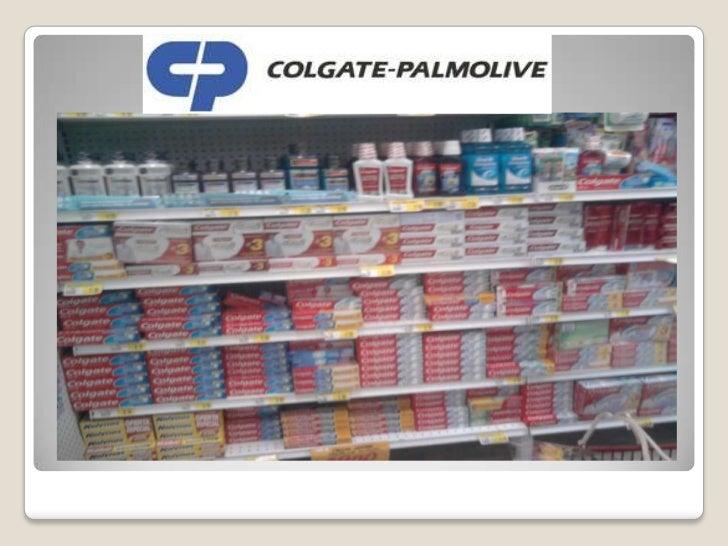 Distribucion comercial colgate palmolive.