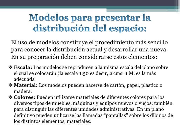 Distribucion de espacios for Distribucion de oficinas en una empresa
