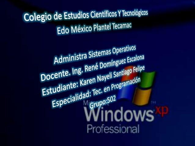 Colegio de Estudios ClentíficosYTecnológicos Edo México Plantel Tecamac