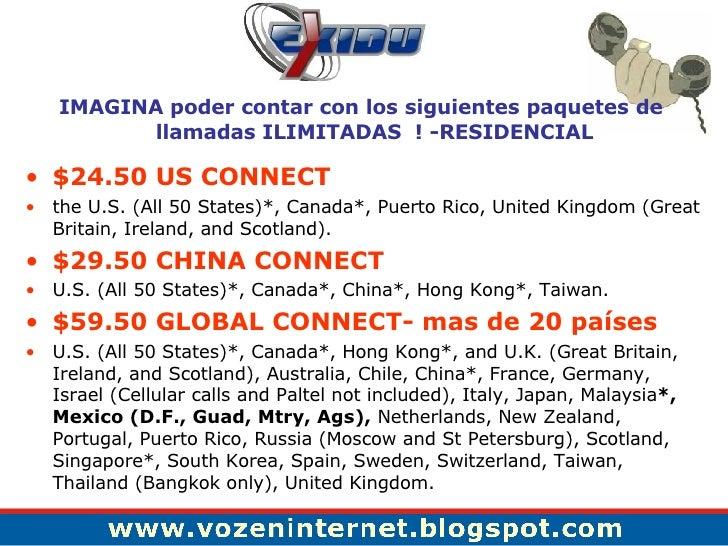 <ul><li>$24.50 US CONNECT </li></ul><ul><li>the U.S. (All 50 States)*, Canada*, Puerto Rico, United Kingdom (Great Britain...