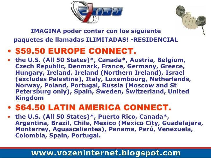 <ul><li>$59.50 EUROPE CONNECT. </li></ul><ul><li>the U.S. (All 50 States)*, Canada*, Austria, Belgium, Czech Republic, Den...