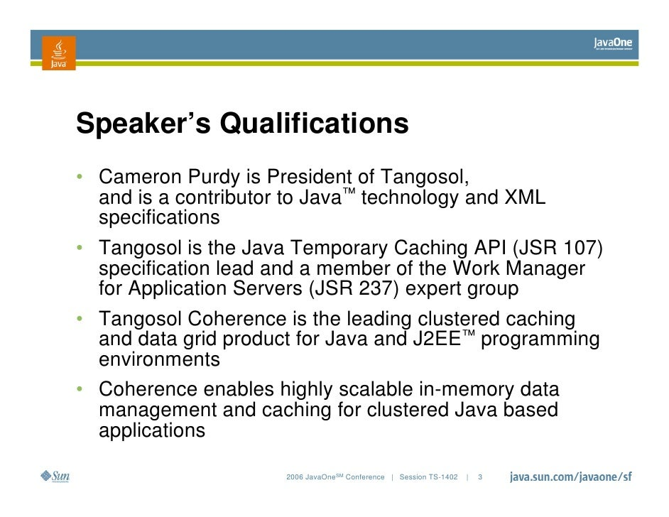 Distributed Caching   Essential Lessons (Ts 1402) Slide 3