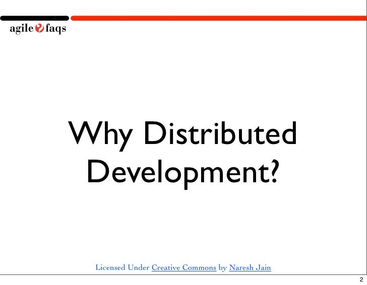 Distributed Agile Slide 2