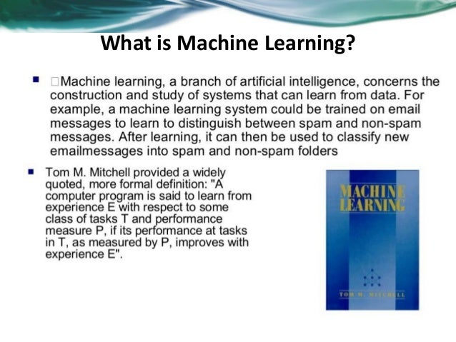 Distributed machine learning Slide 2