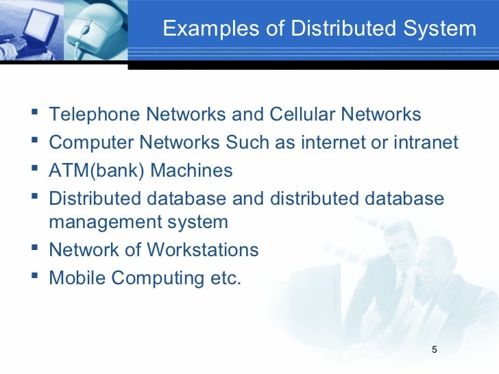 importance of time in distributed systems A distributed database management system (d–dbms) is the software that manages the ddb and provides an access mechanism that makes this distribution transparent.