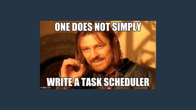 Distributed Task Scheduling with Akka, Kafka and Cassandra