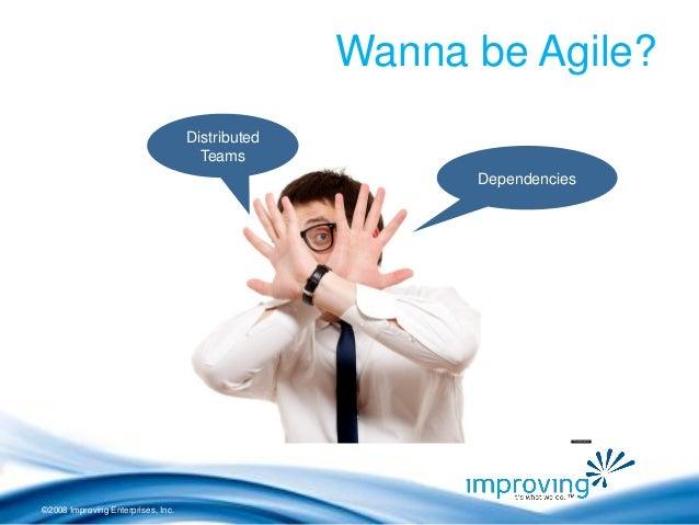Agile   Distributed teams and dependencies Slide 3