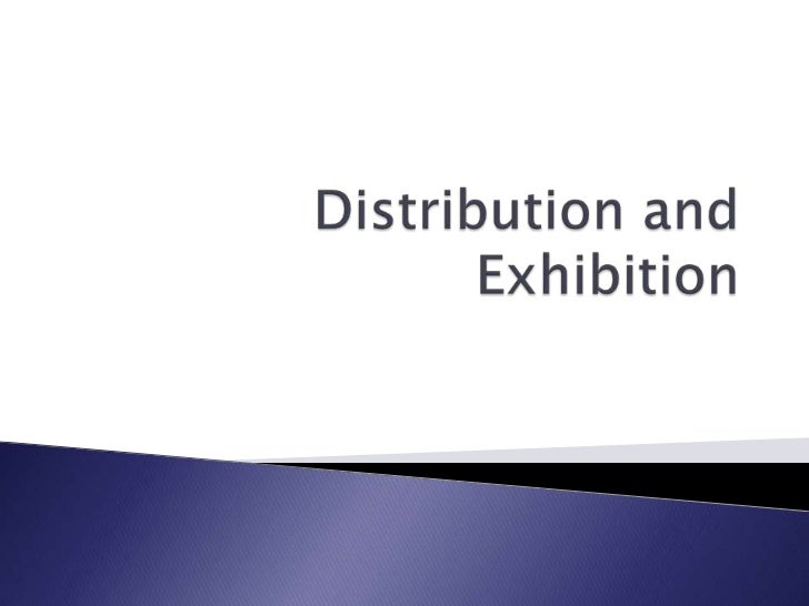 Distribution is often referred to as the invisibleart, a process known only to those within theindustry, barely written ab...