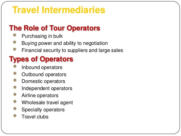 travel intermediaries industry in egypt to The importance of tourism marketing essay  90s it seemed that the future for egypt would be the tourism industry  established travel agency in egypt,.