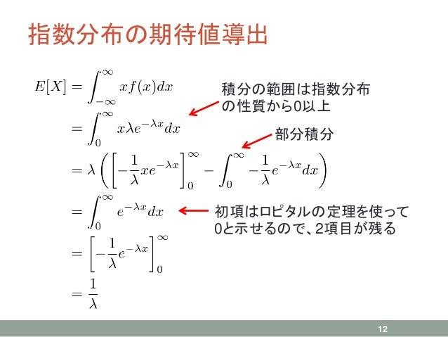 ベルヌーイ分布からベータ分布までを関係づける
