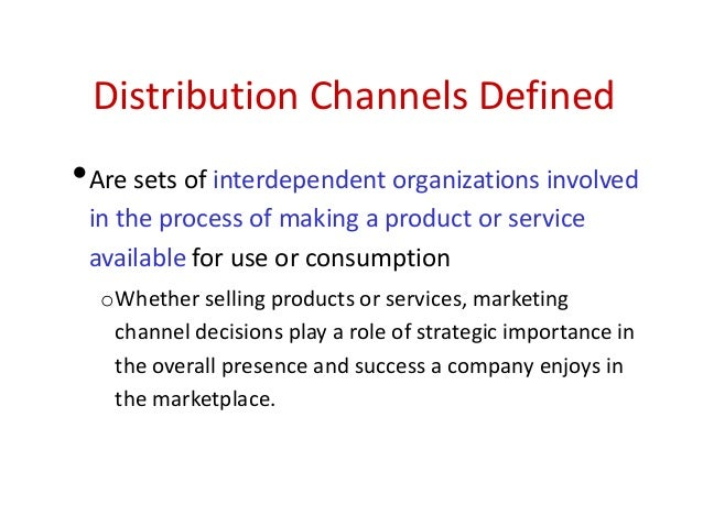 distribution decisions essay Read this essay on channel management decision come browse our large digital warehouse of free sample essays get the knowledge you need in order to pass your classes and more.
