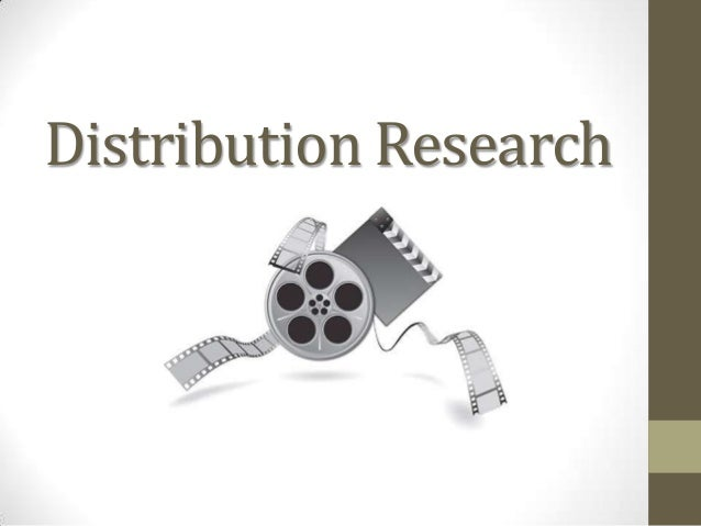 Distribution Research