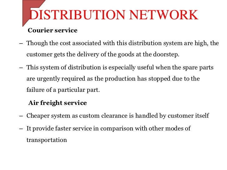 distribution strategy the case of Distribution strategy of nike nike, inc is a major publicly traded sportswear and equipment supplier based in the united states the company is.