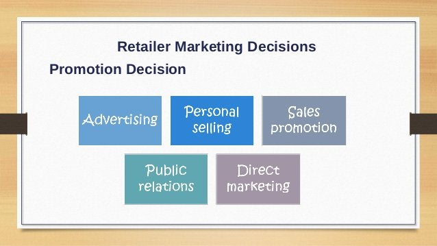 Retailer Marketing Decisions Place Decision  Central business districts are located in cities and include department and s...