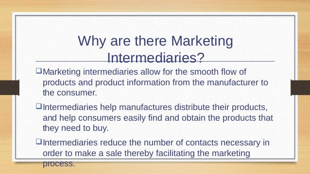 Importance of Marketing Channels Producers  Without intermediaries  16 transactions  Consumers