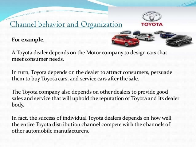 toyota and organizational behavior Organizational behavior in ford motor company following toyota, general motors, and volkswagen based in dearborn, michigan, a suburb of detroit.