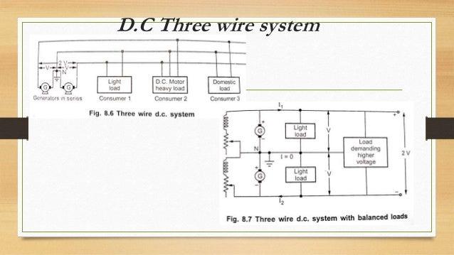 d c three wire system