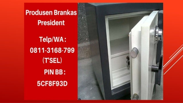 0811-3168-799 , Distributor Jual Brankas di Kajen