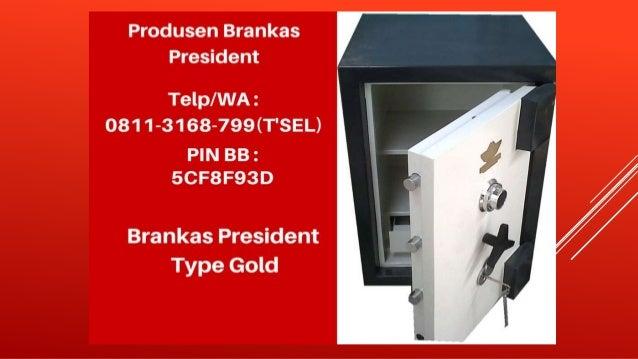 0811-3168-799 , Distributor Jual Brankas di Purbalingga Slide 3
