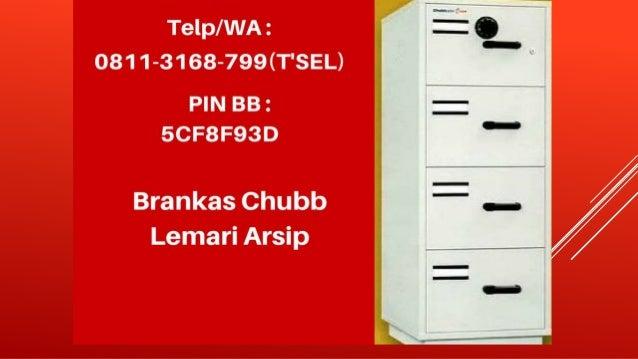 Distributor Brankas Chubb di Jakarta , 0811-3168-799