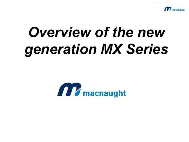 Distributor presentation mx