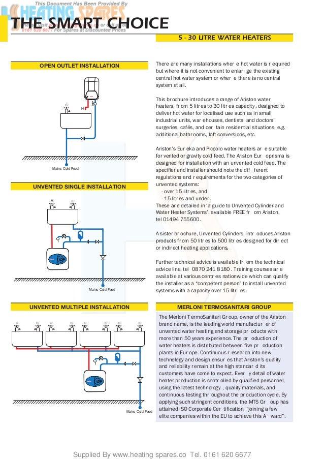 Modern Vented Hot Water Cylinder Sketch - Wiring Diagram Ideas ...