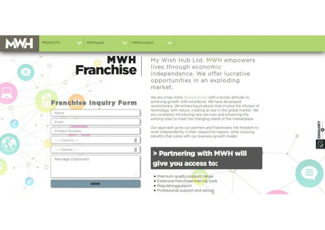 Distributorship Opportunities, Franchisee, Business and