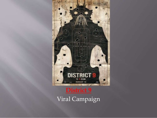 District 9 Viral Campaign