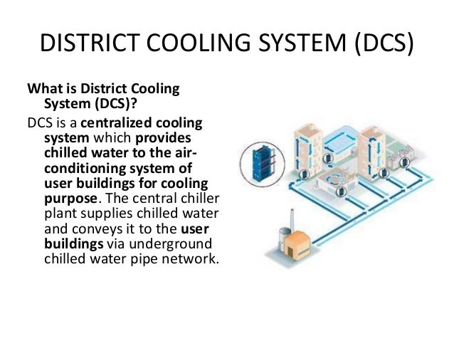 district cooling and architecture
