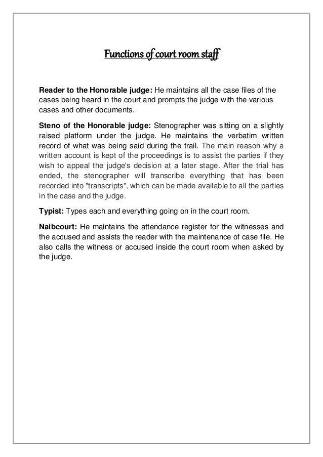 district court visit report pdf