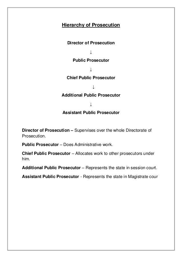 District court vsit report