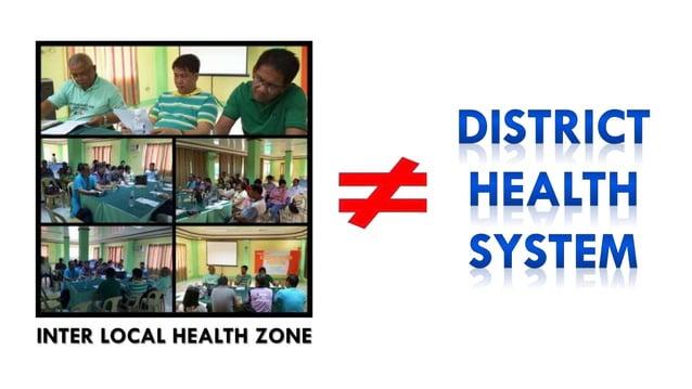 INTER LOCAL HEALTH ZONE
