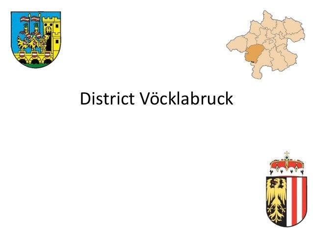 District Vöcklabruck